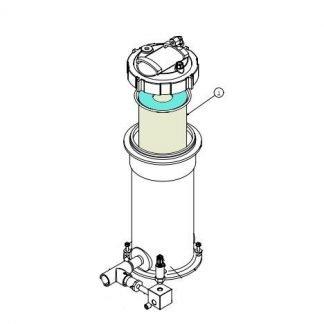 Sea Recovery HRO Oil Separator Filter