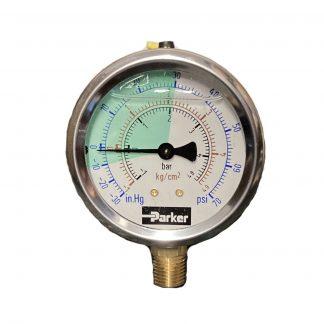 Sea Recovery HRO Systems Pressure Vacuum Gauge 10181522CC
