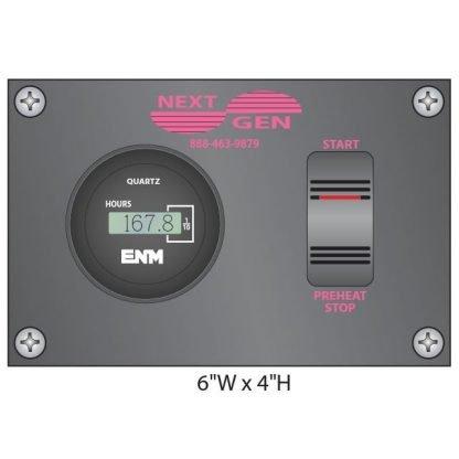 NextGen Basic Control Panel