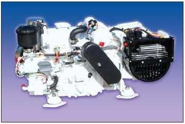 NextGen UCM1-3.5 Marine Generator