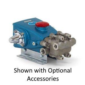 CAT High Pressure SS RO Pump