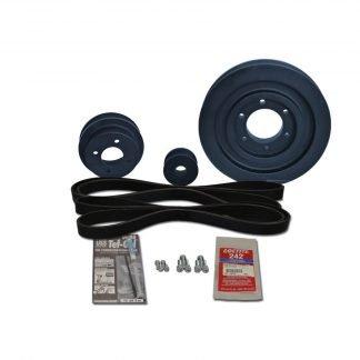 AltMount Serpentine Kit 48-WSP-71