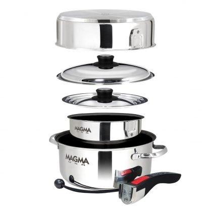 Magma Ceramica 7 Piece Cookware Set