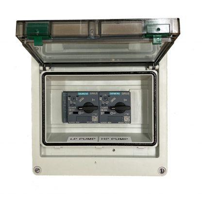 Watermaker Pump Control Open